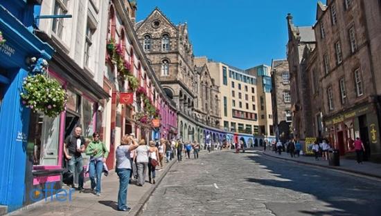 英国留学申请签证第一站